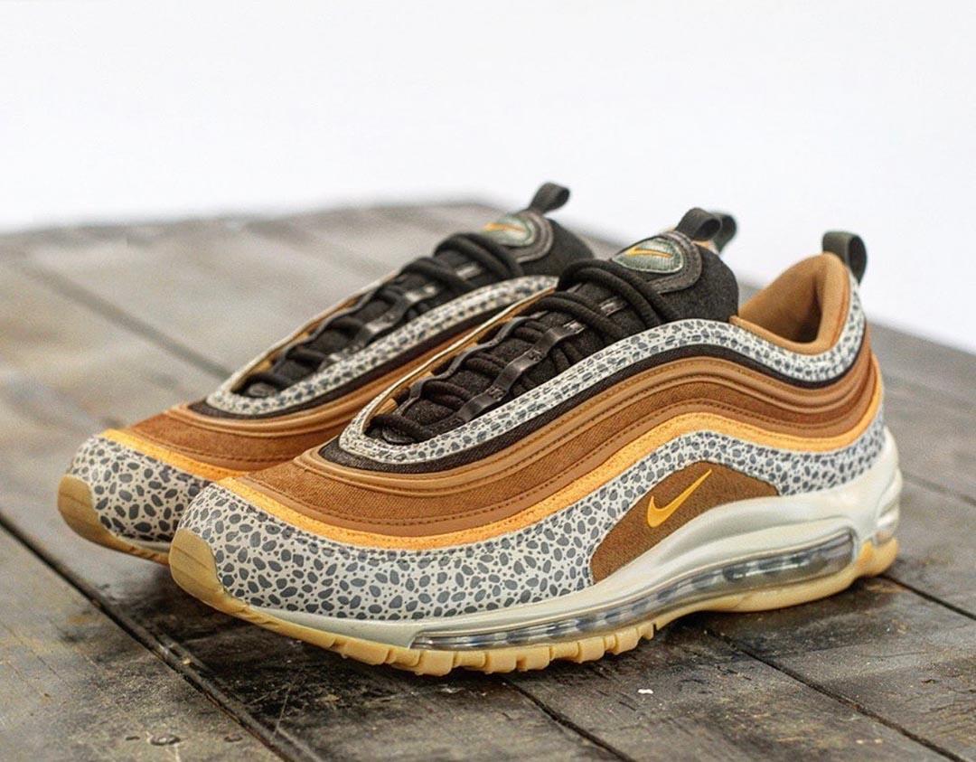 Custom Nike Air Max 97 \