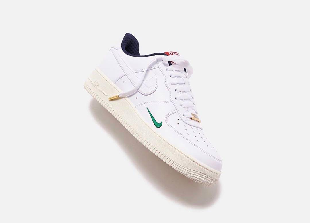 Kith x Nike Air Force 1 Low F\u0026F Raffle