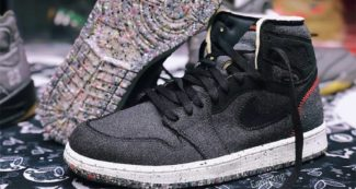 """Air Jordan 1 High Zoom """"Space Hippie"""" is Made with Recycled Materials"""