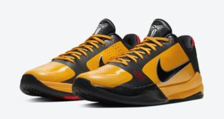 "OG Nike Kobe 5 Protro ""Bruce Lee"" Set to Re-Release This Summer"