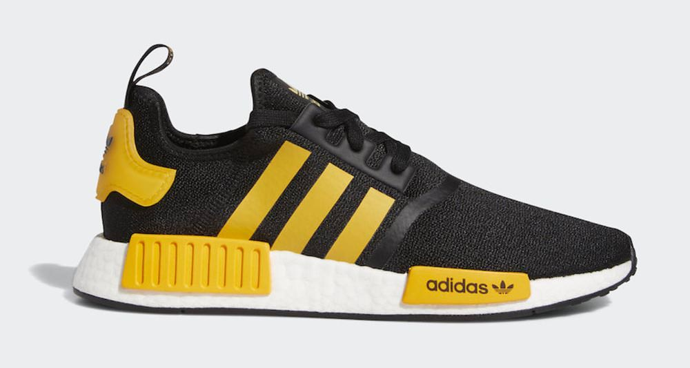 Adidas Nmd R1 Active Gold Fy9382 Release Date Nice Kicks