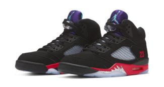 "Official Look // Air Jordan 5 Retro ""Top 3"""