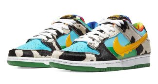 "Official Look // Ben & Jerry's x Nike SB Dunk Low ""Chunky Dunky"""