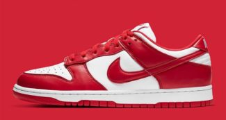"The Nike Dunk Low ""University Red"" Arrives This Week"