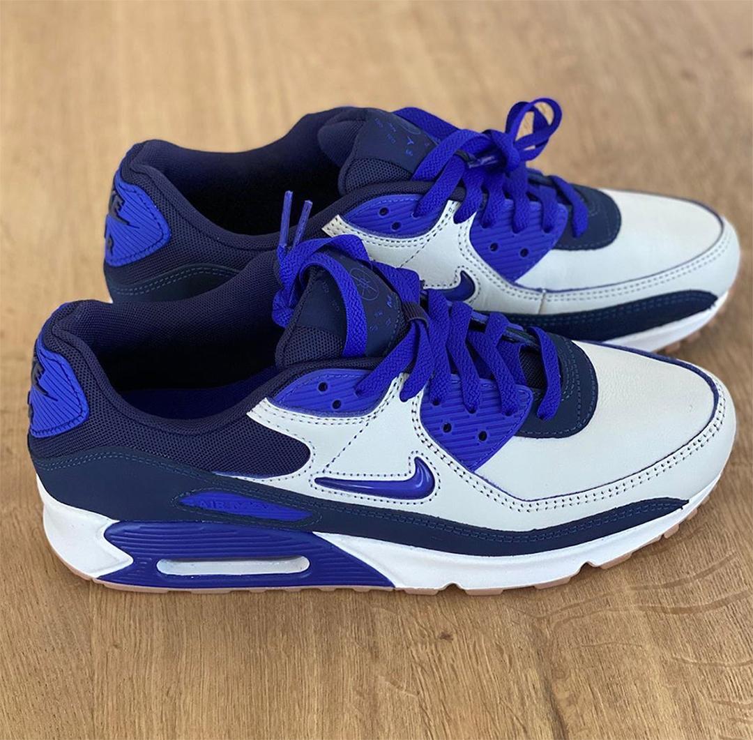 "Nike Air Max 90 ""Home & Away"" CJ0611-100 Release Date | Nice Kicks"
