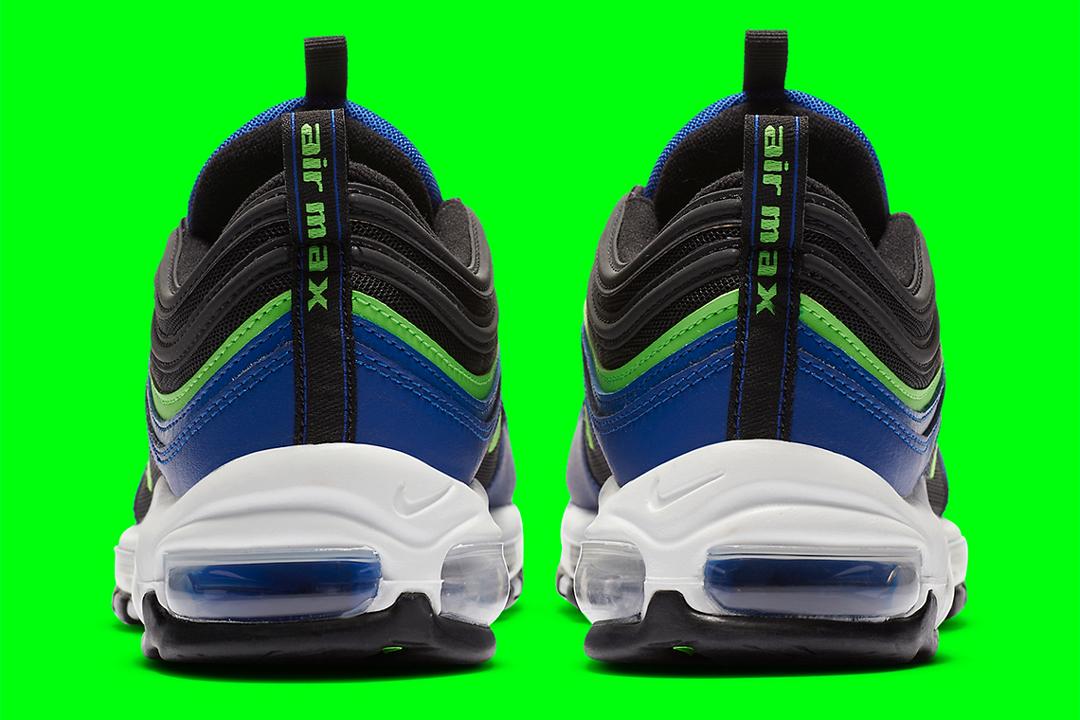air max 97 royal blue and black