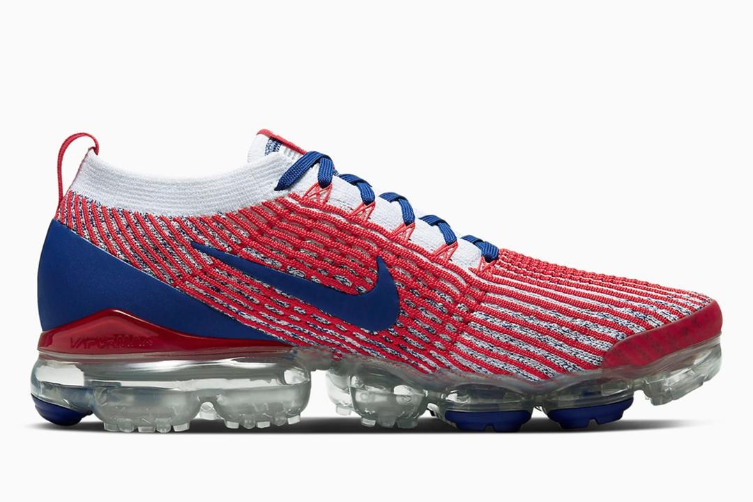 """Nike Air VaporMax 3.0 """"USA"""" CW5585-100"""