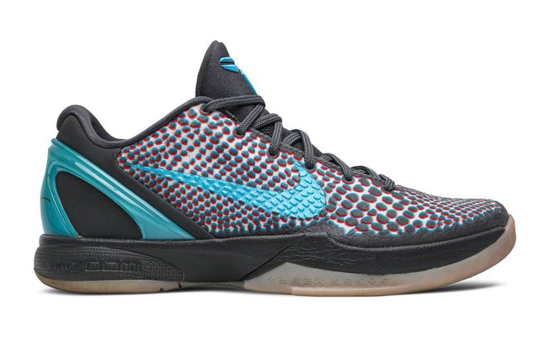 """Nike Kobe 6 Protro """"3D Hollywood"""