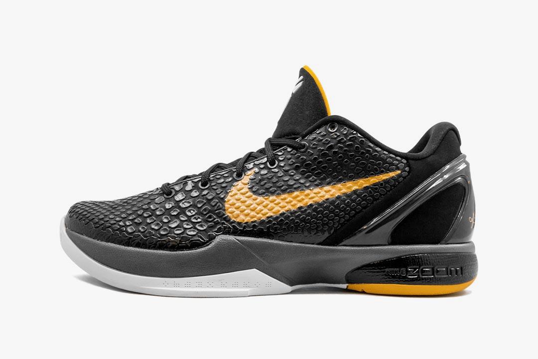 """Nike Zoom Kobe 6 """"Del Sol"""" CW2190-001"""