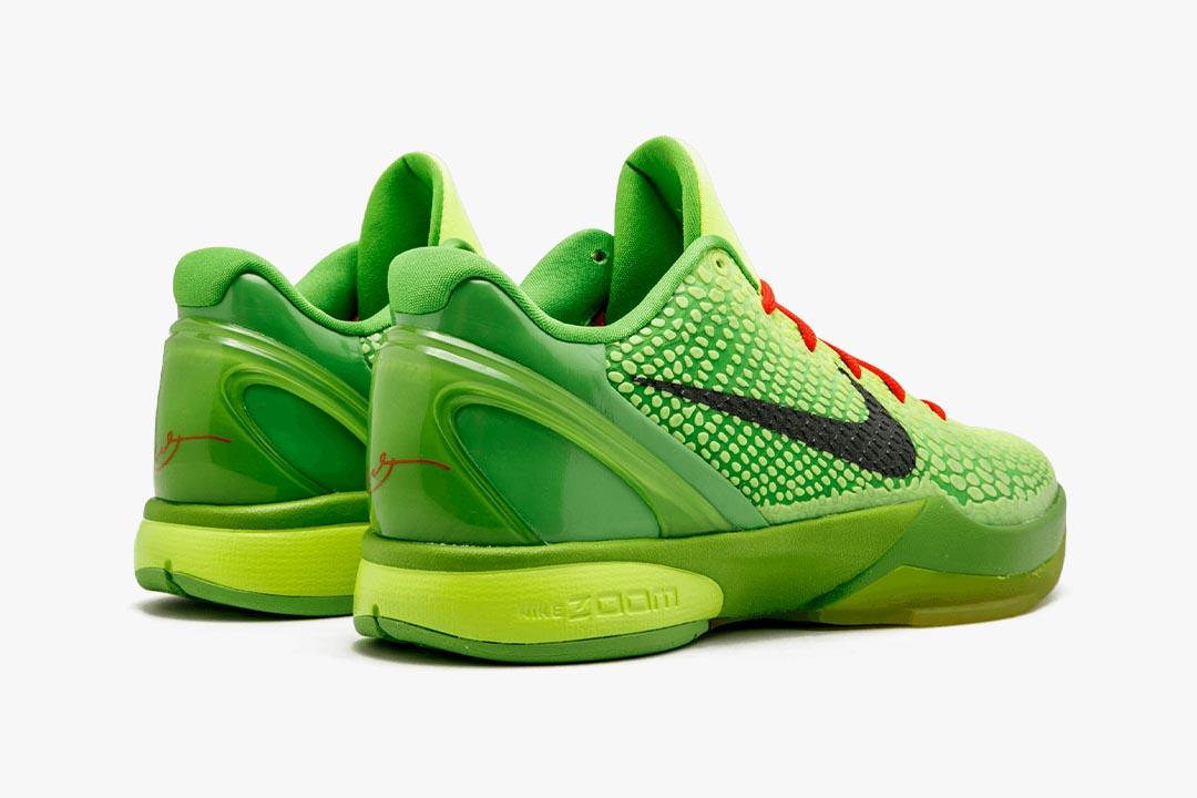 "Nike Zoom Kobe 6 ""Grinch"" CW2190-300"