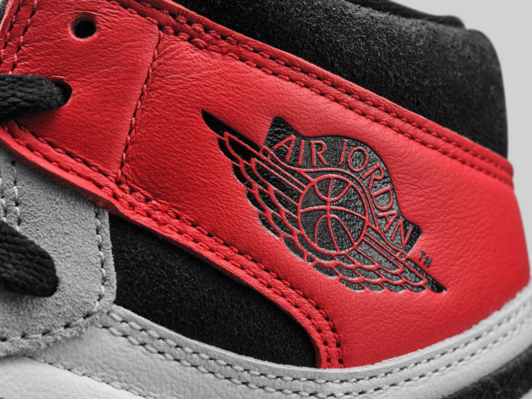 Where To Buy Air Jordan 1 Retro High Og Light Smoke Grey Nice