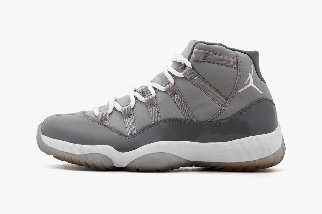 Cool Grey Jordans
