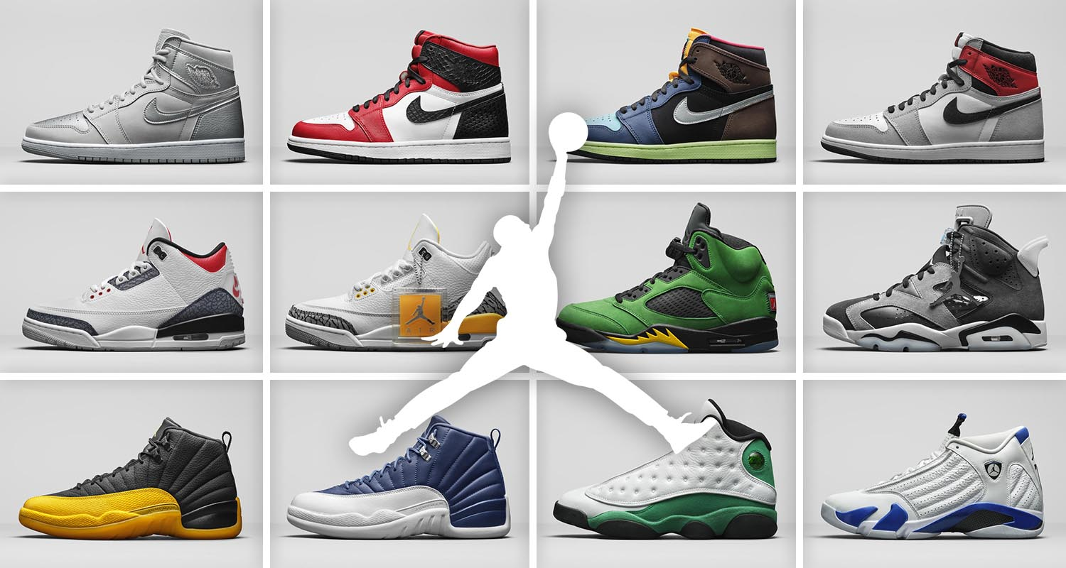 new jordans that's coming out saturday