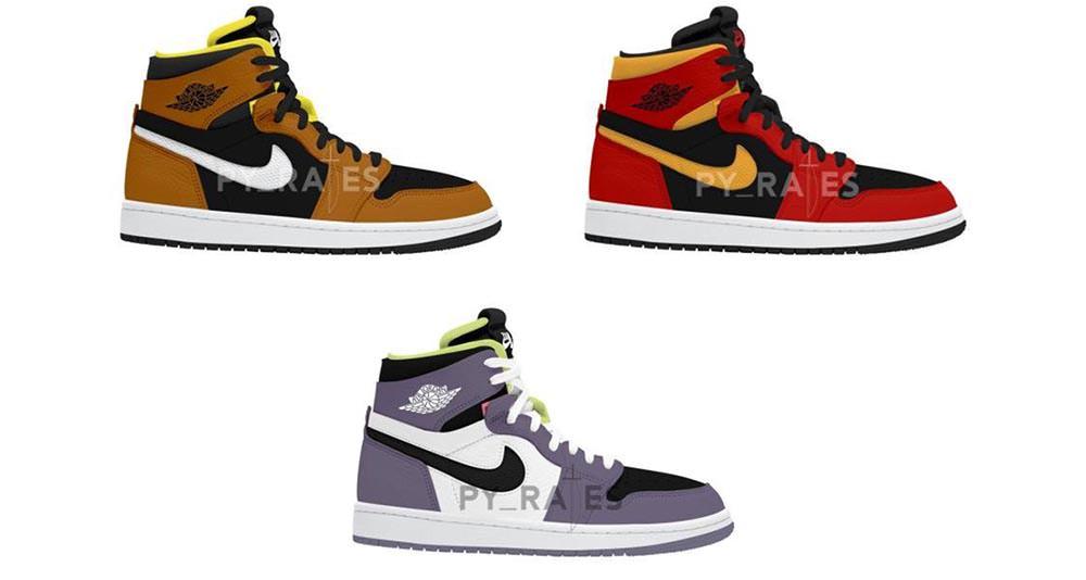 Air Jordan 1 Zoom Comfort Release Date