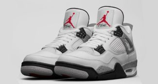 "Could the Air Jordan 4 ""White Cement"" Make a Return in 2021?"