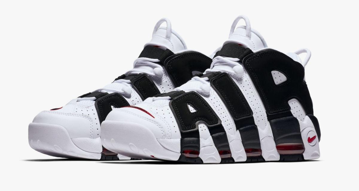 "Nike Air More Uptempo ""Bulls"" 414962"
