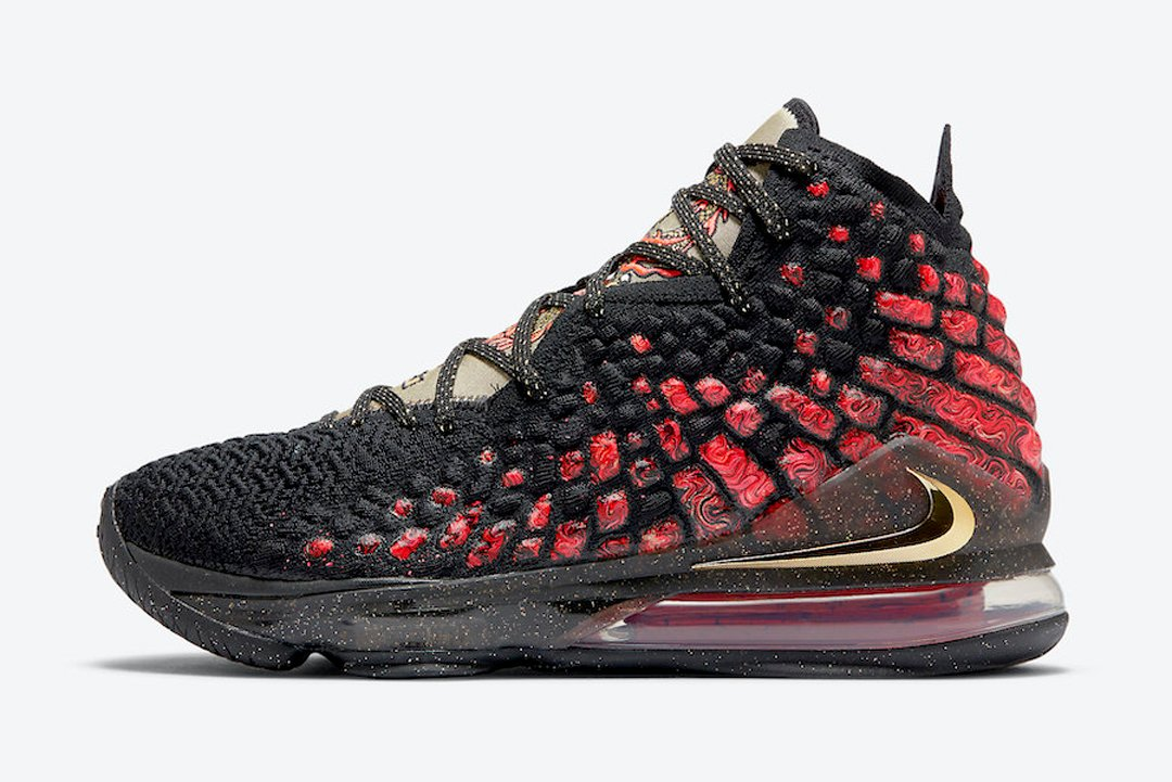 "Nike LeBron 17 ""Courage"" CD5054-001"