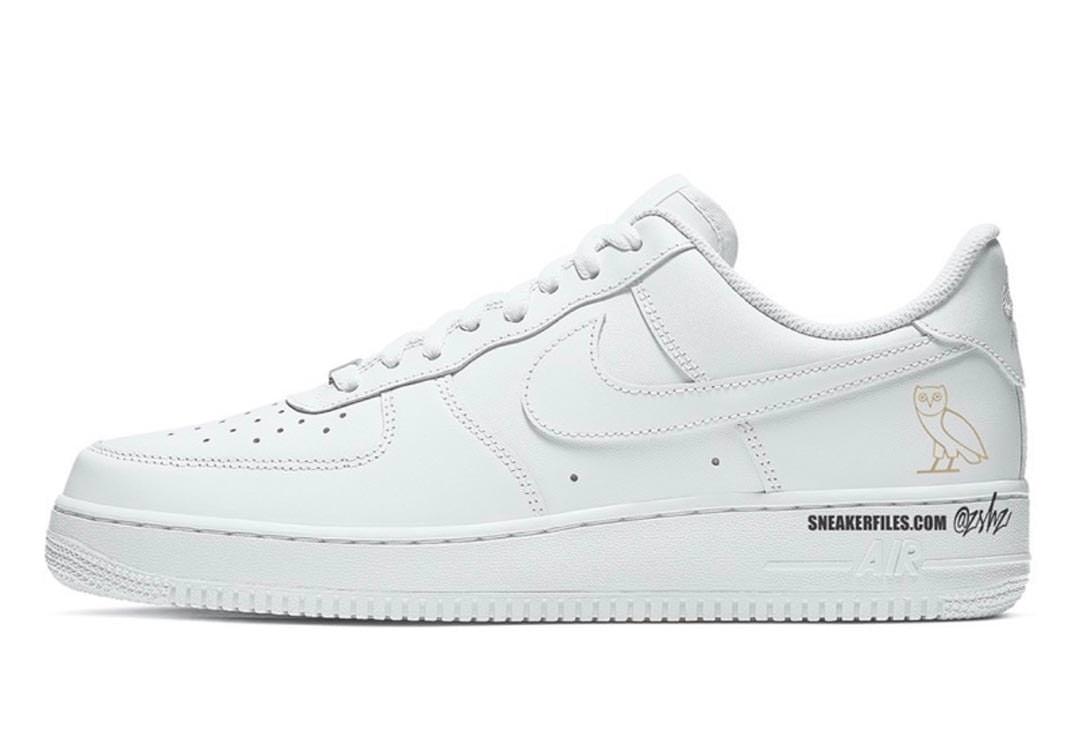 OVO x Nike Air Force 1 Release Date