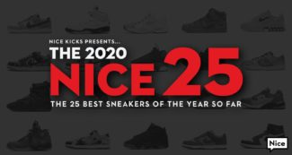 The 25 Best Sneaker Releases of 2020