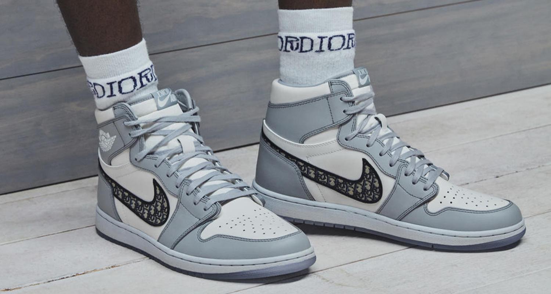 5 Million People Tried to Purchase the Dior Air Jordan 1 | Nice Kicks