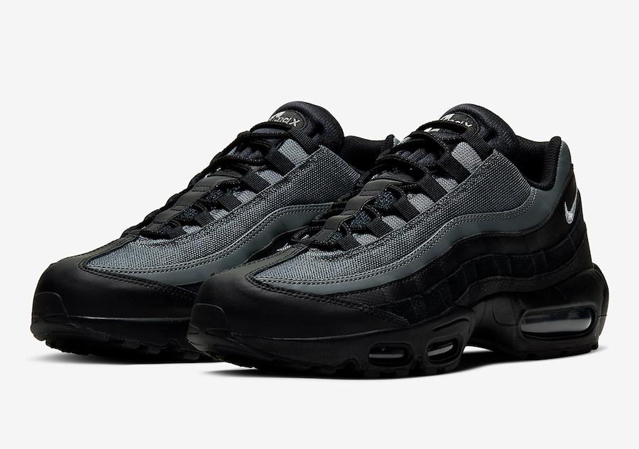 Nike Air Max 95 Black Smoke Grey Release Date | Nice Kicks