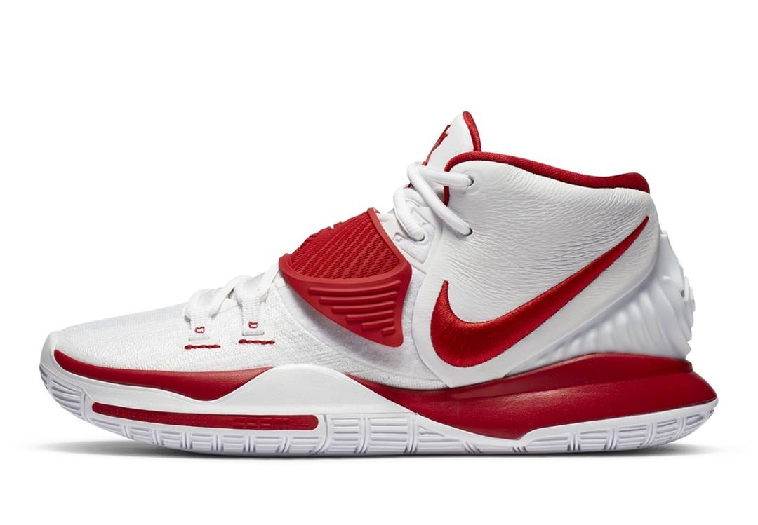 nike kyrie red