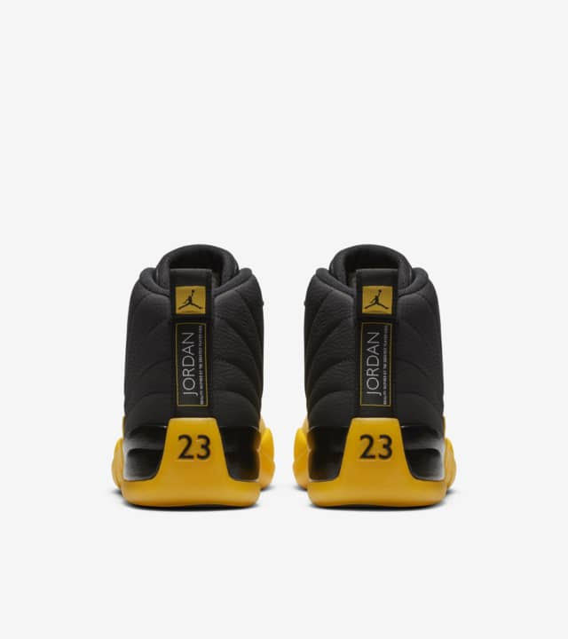 Where To Buy Air Jordan 12 Black University Gold Nice Kicks
