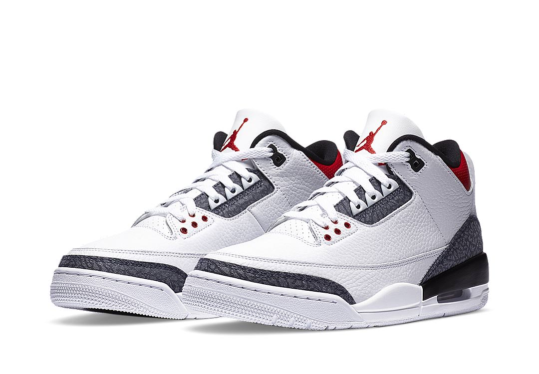 Air Jordan 3 Retro Denim \