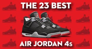 best-jordan-4-all-time