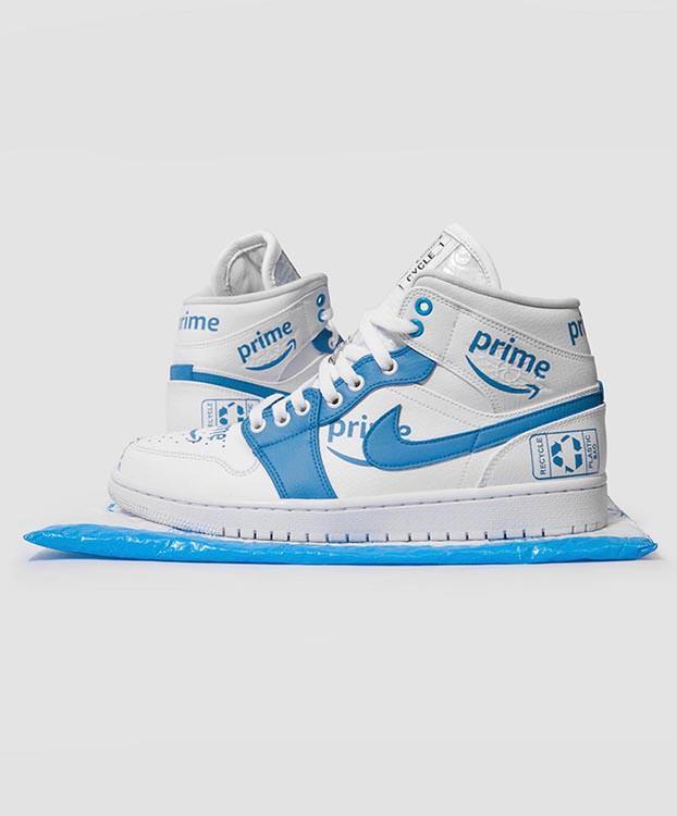 Custom Air Jordan 1 Mid \