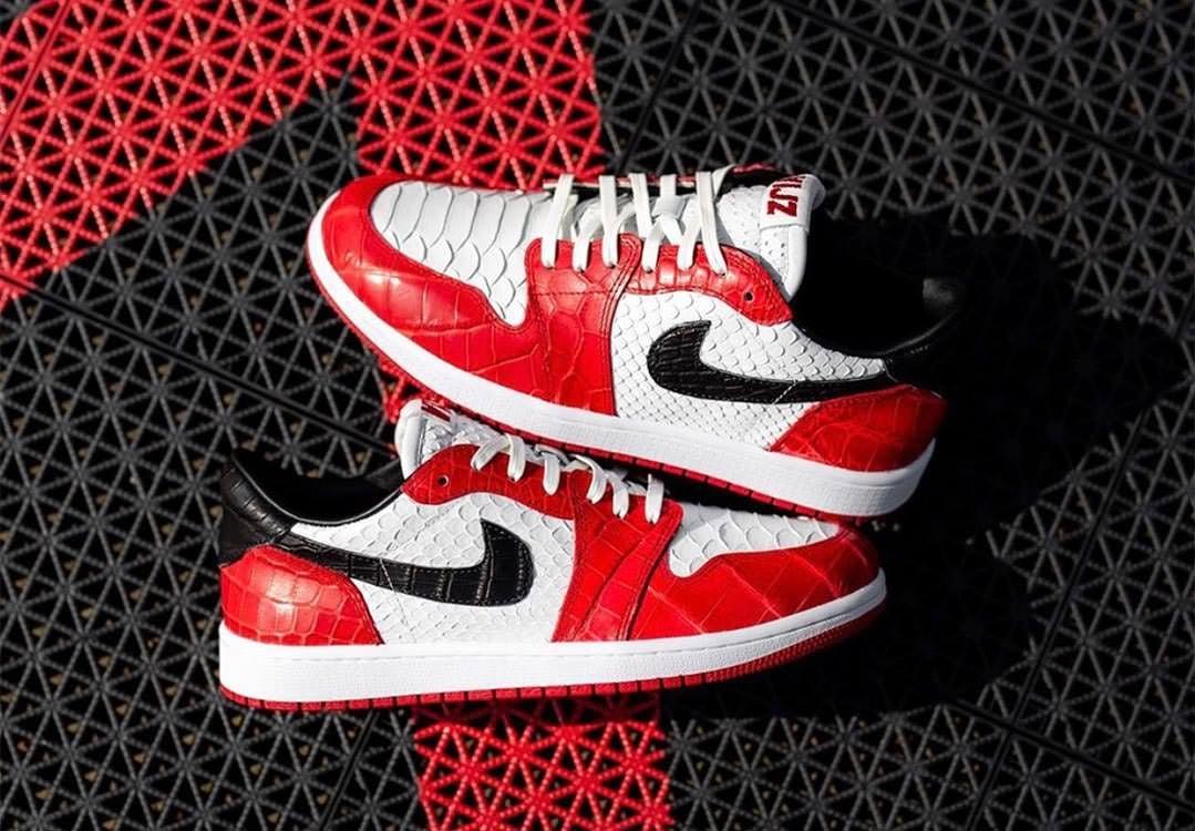 Custom Nike SB Dunk Low
