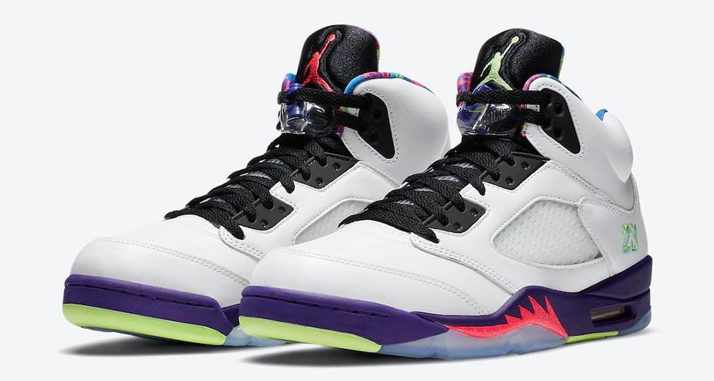 """Air Jordan 5 Retro """"Alternate Bel-Air"""