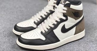 "A Closer Look at the Upcoming Air Jordan 1 Retro High OG ""Dark Mocha"""