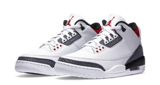 "The Air Jordan 3 Retro SE Denim ""Fire Red"" Gets a Release Date"