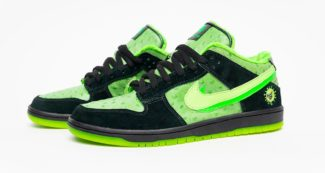 "Custom Nike SB Dunk Low ""Stay Home"" is Raising Funds For Charity"