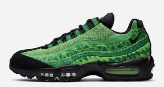 "Nike Air Max 95 ""Naija"" is Coming Soon"