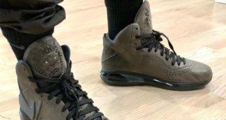 Unreleased Nike LeBron 8 Sample Surfaces