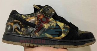 Another Pushead x Nike SB Dunk is Rumored to Release