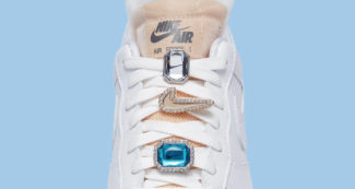 Nike Adds Bling to the Nike Air Force 1 Low LX