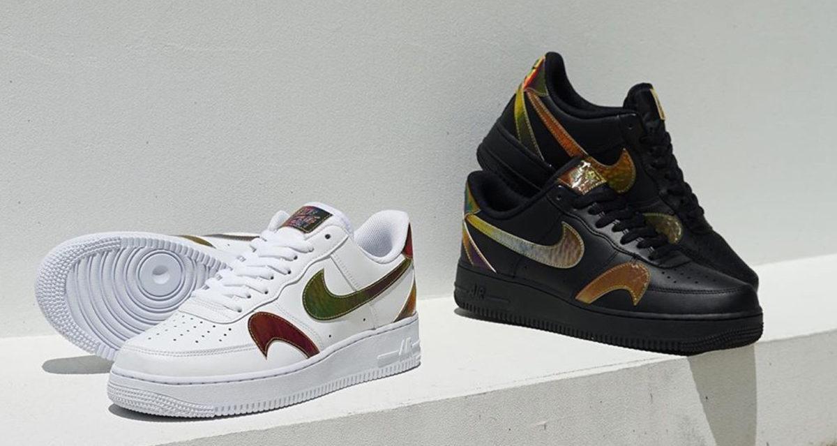 "Nike Air Force 1 ""Misplaced Swoosh"