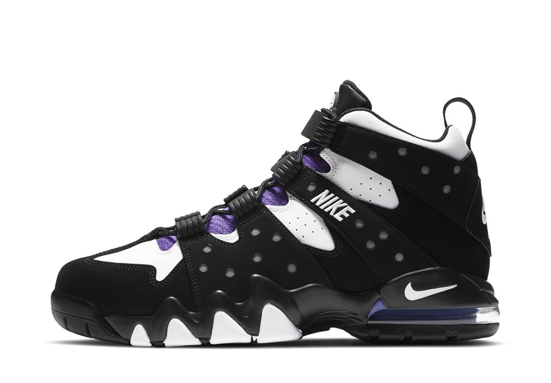 Nike Air Max CB 94 Black/White/Purple