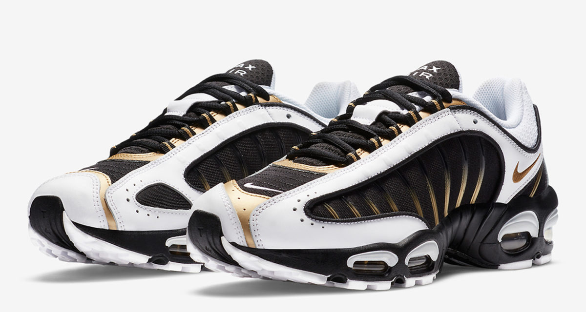"Nike Air Max Tailwind IV ""Metallic Gold"