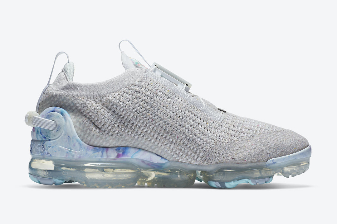 Nike Air VaporMax Plus whitefierce purple from 19195 2020