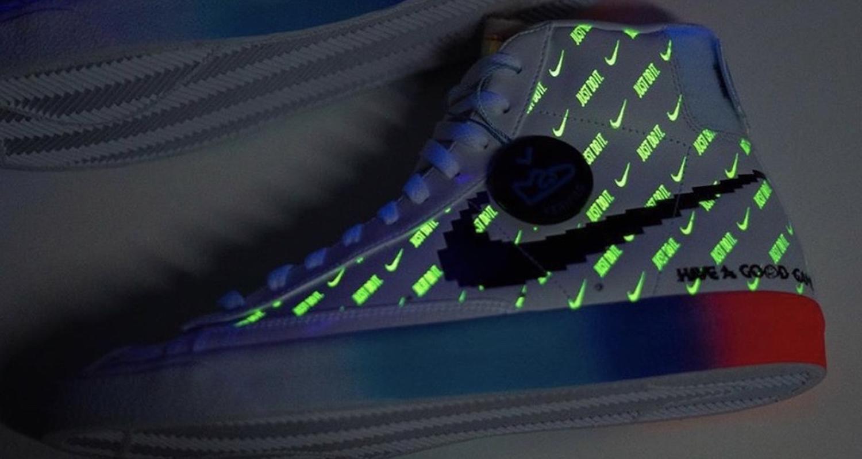 "Nike Blazer Mid '77 Vintage ""Have A Good Game"" DC3280-101 ..."