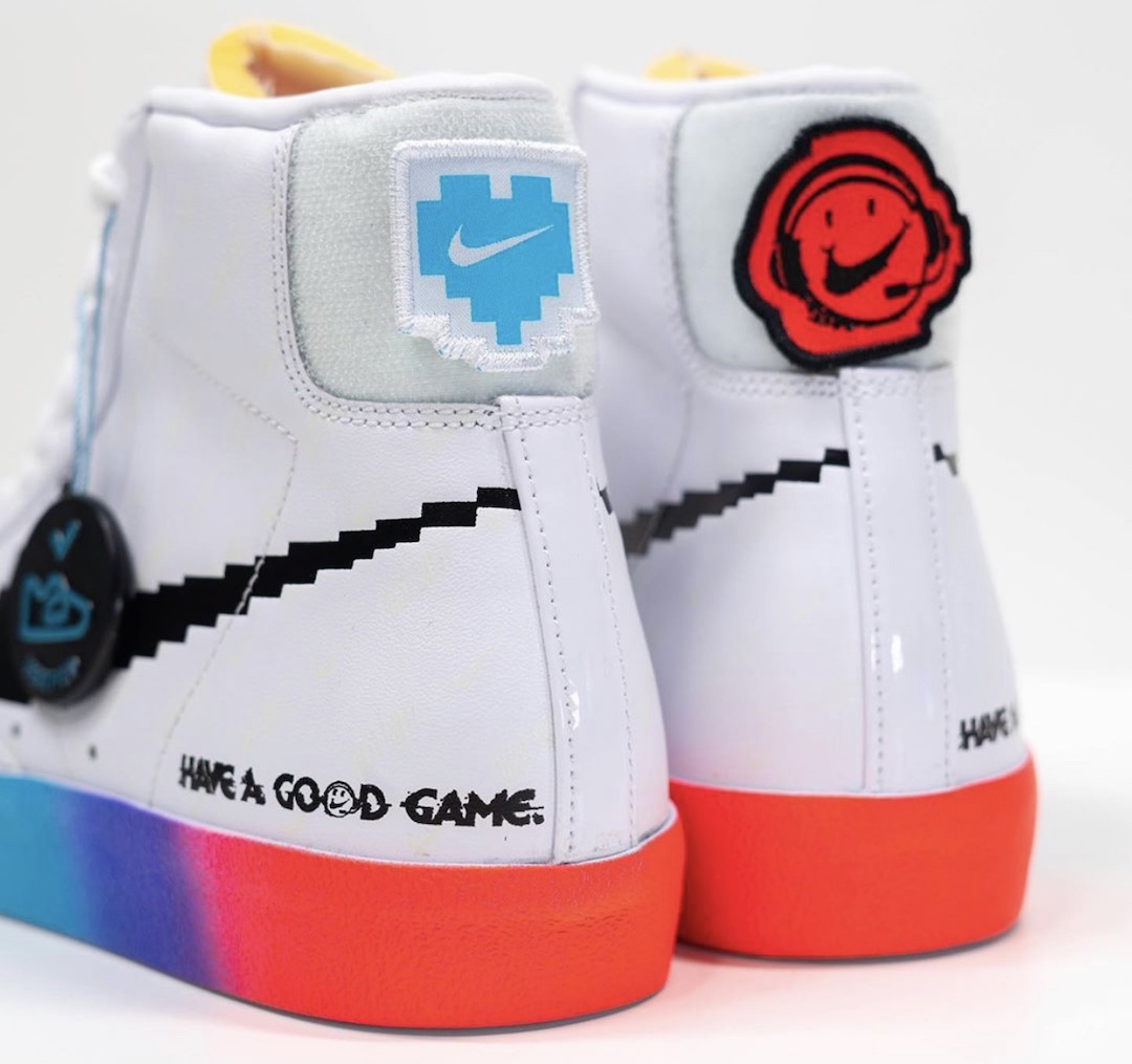 "Nike Blazer Mid '77 Vintage ""Have A Good Game"" DC3280-101 Release ..."