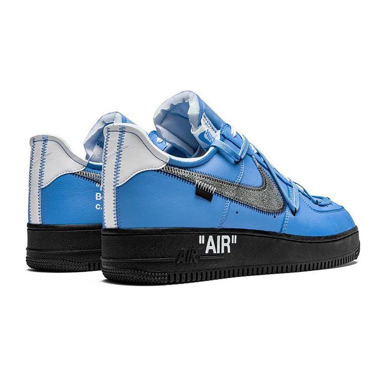 Off White X Nike Air Force 1 Low Mca Sample Nice Kicks