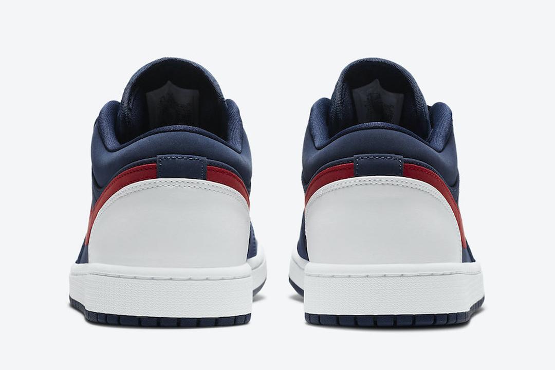 """Air Jordan 1 Low """"USA"""" CZ8454-400"""