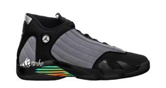 "Air Jordan 14 ""Particle Grey"" Rumored to Release in Summer 2021"
