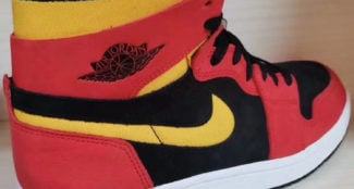 "First Look // Air Jordan 1 Zoom Comfort ""Chile Red"""