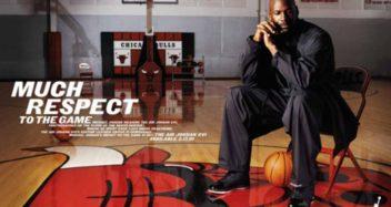 Air Jordan 16 Much Respect ad